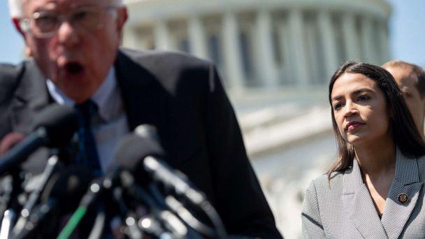 Bernie Sanders' team says Alexandria Ocasio-Cortez to endorse his presidential bid