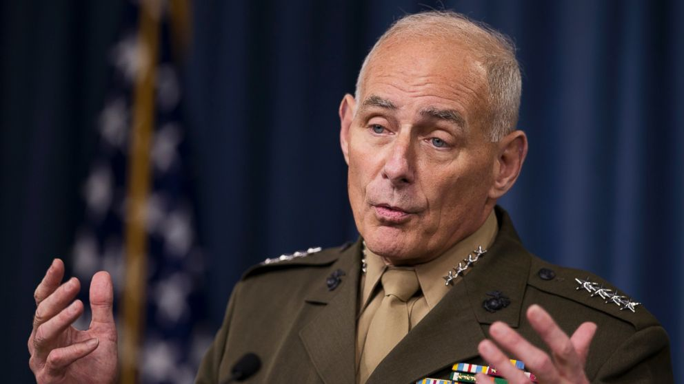 Everything you need to know about John Kelly, Trump's chief of staff