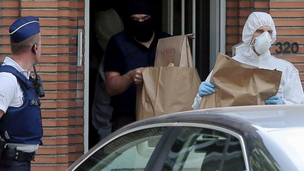 Brussels attacker identified as 36-year-old Moroccan likely made bomb at home, prosecutor says