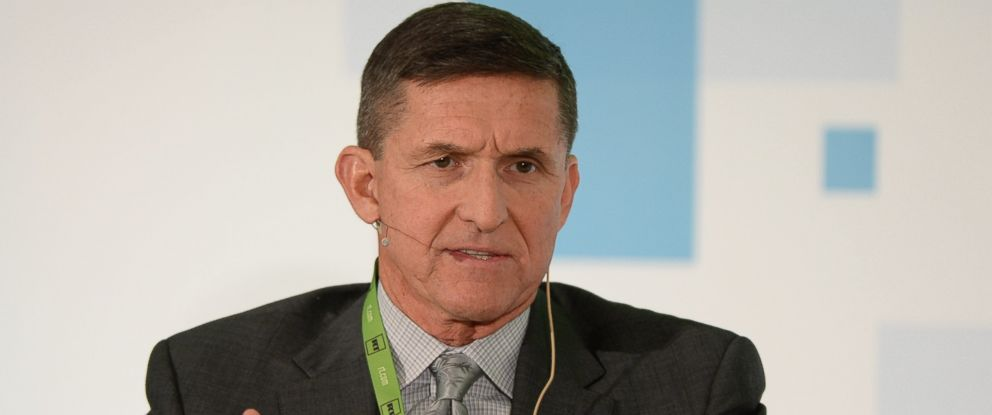 PHOTO: Michael Flynn at the RT conference Shape-shifting Powers in Todays World, Dec. 10, 2015, in Moscow.
