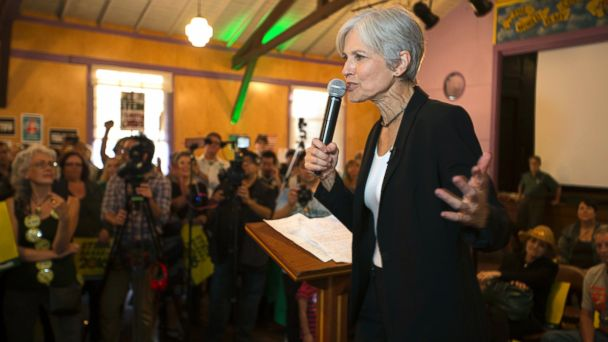Green Party Candidate Jill Stein Files for Vote Recount in Wisconsin