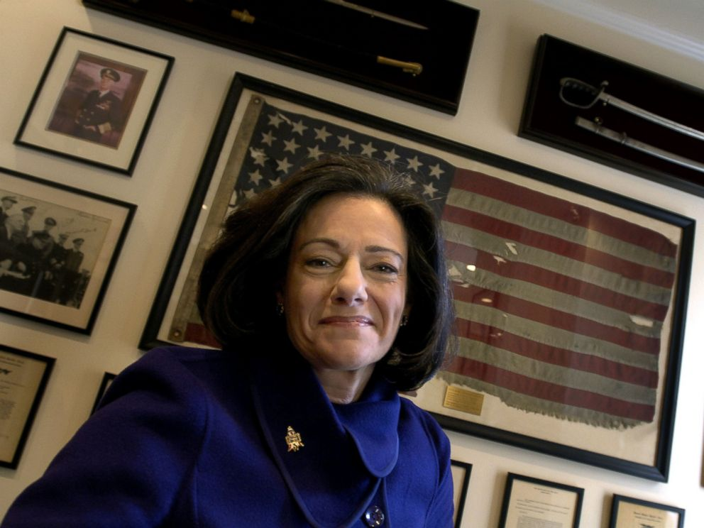 PHOTO: Kathleen KT McFarland is pictured at her home in New York, March 6, 2006.