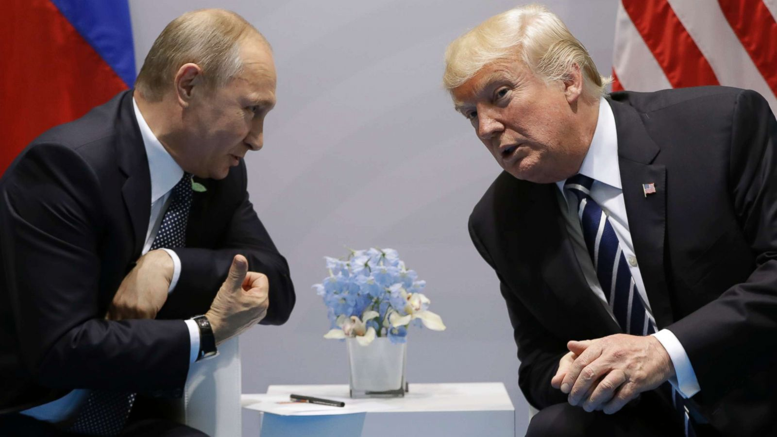 Trump Putin Will Not Have Formal Meeting During Apec Summit White