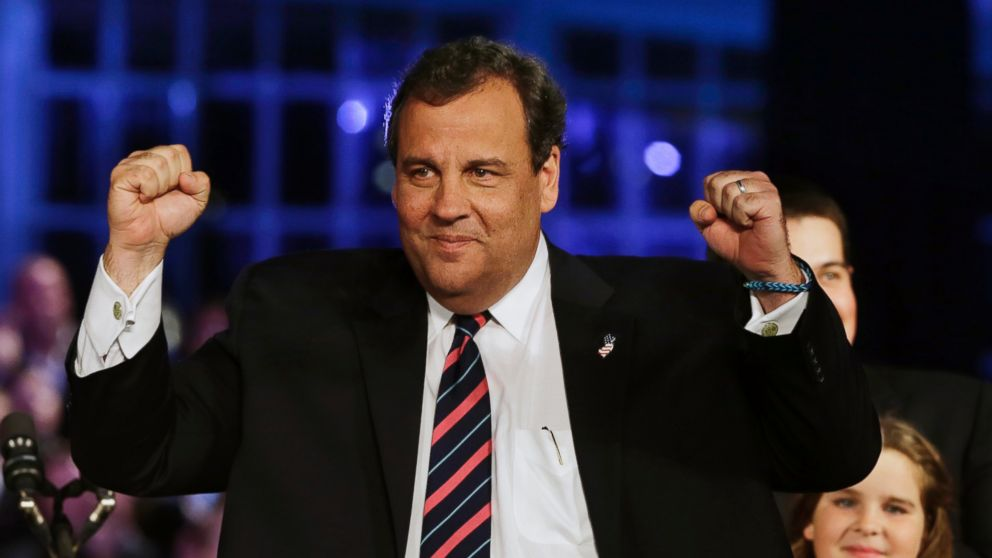 Chris Christie Scores Decisive Re Election Victory In New Jersey
