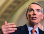 PHOTO: Sen. Rob Portman, R-Ohio speaks on Capitol Hill in Washington, Feb. 15, 2011.