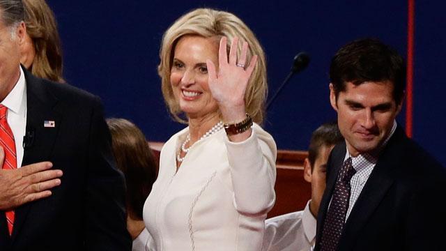 Ann Romney Goes Casual