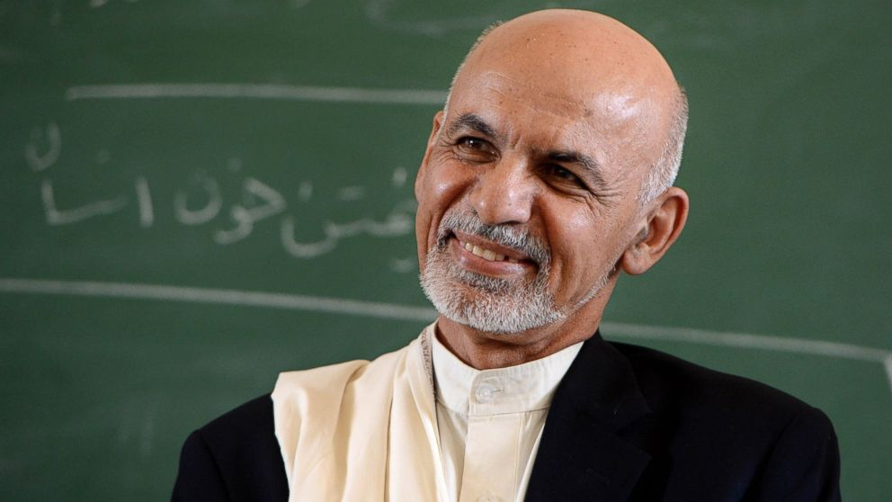 New Afghan President Tore Page Straight From Obama-Like ...