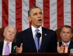 PHOTO: Barack Obama, Joe Biden and John Boehner