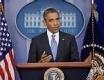 PHOTO: President Obama press conference