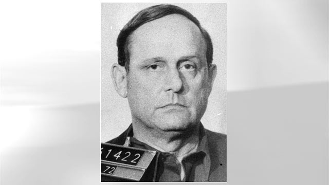 PHOTO: Bernard Leon Barker was arrested in connection with the break-in at the Watergate Hotel, June 17, 1972.