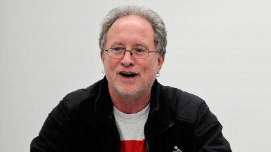 PHOTO: Members of 1960s radical group the Weather Underground, Bill Ayers respond to his latest controversy at the Hyde Park Arts Center in South Chicago in this May 25, 2009 file photo.