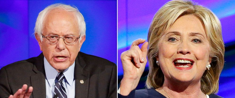 democratic presidential debate 7 moments that mattered at the las