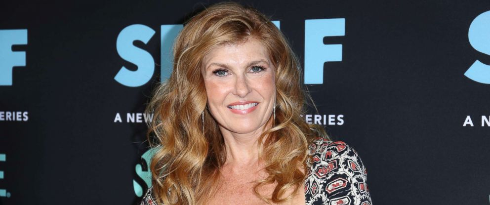 "PHOTO: Connie Britton arrives at the LA Premiere of ""SMILF"" at the Harmony Gold Theater on Monday, Oct. 9, 2017, in Los Angeles."