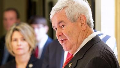PHOTO: Newt Gingrich