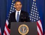 PHOTO: President Barack Obama talks about national security, May 23, 2013, at the National Defense University at Fort McNair in Washington.