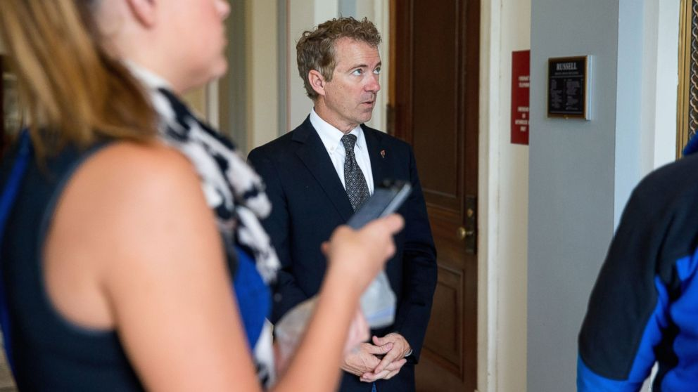 Rand Paul's Budget Deal 'Filibuster' Speech Lasts Less Than 20