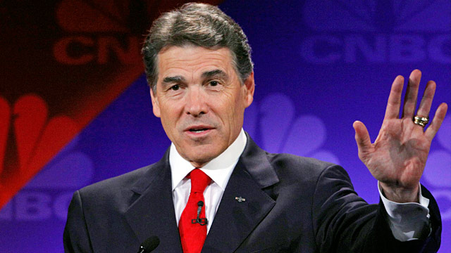 PHOTO: Rick Perry