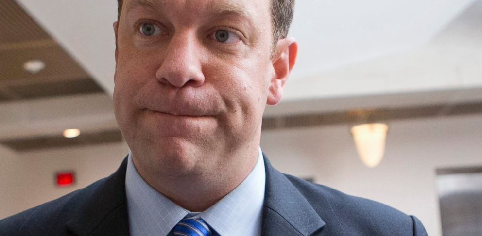 PHOTO: This Sept. 3, 2013 file photo shows Rep. Trey Radel on Capitol Hill in Washington. Radel has been charged with misdemeanor drug possession.