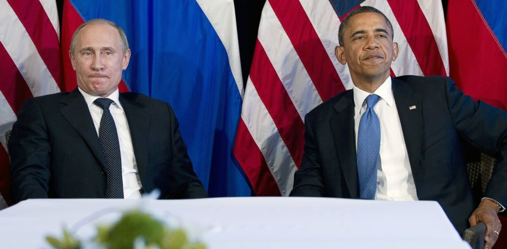 Obama And Putin S Testy Relationship Abc News