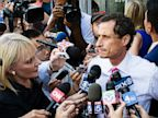PHOTO: New York City mayoral candidate Anthony Weiner addresses the media after a campaign stop at the Nan Shan Senior Center, July 29, 2013, in the Queens borough of New York.