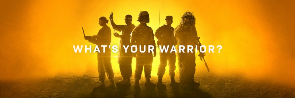 PHOTO: The Armys new recruiting campaign called Whats Your Warrior.