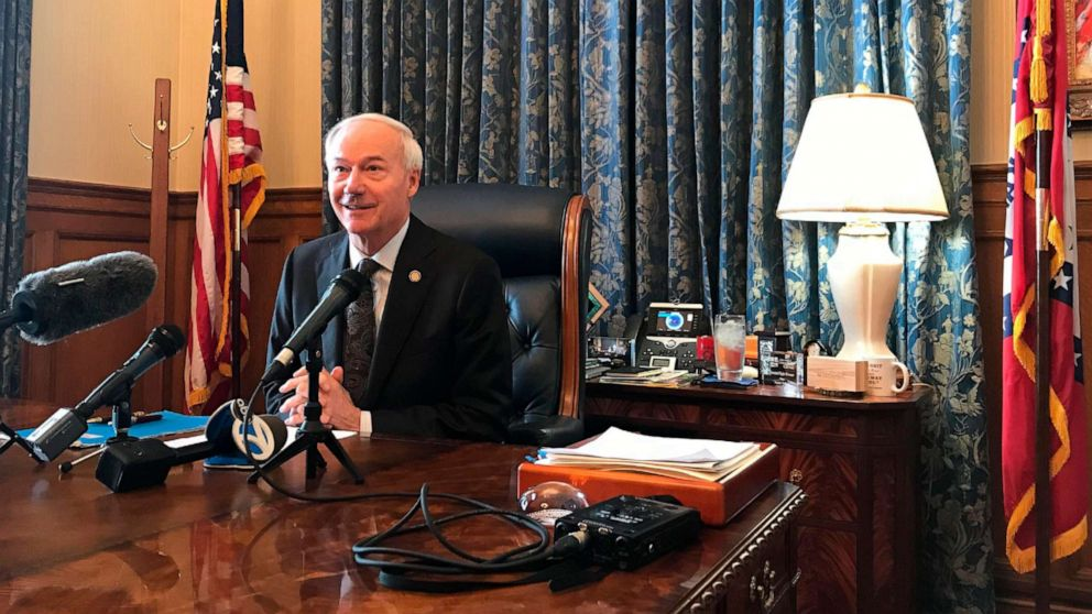 Transcript: Arkansas Gov. Asa Hutchinson on 'The Investigation' podcast