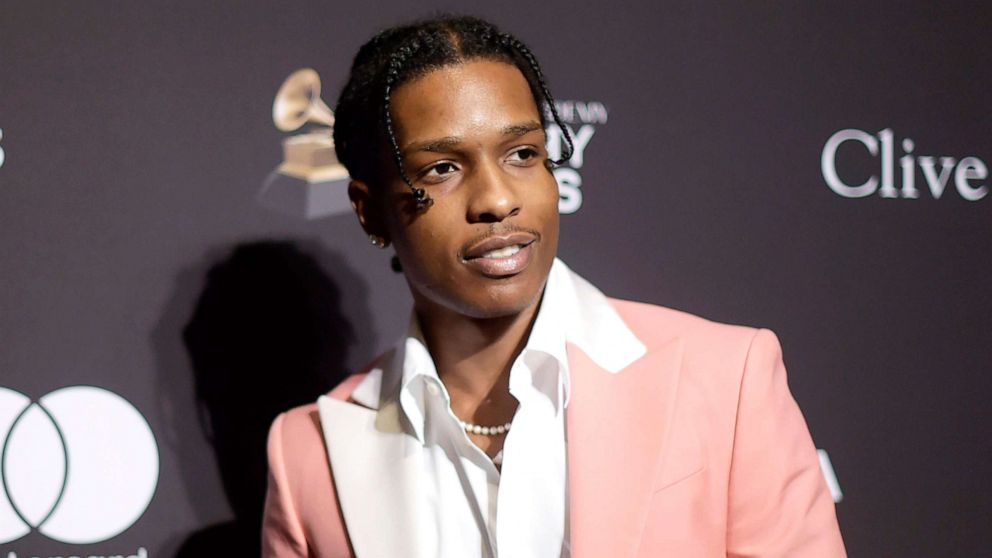 Trump says White House helping rapper ASAP Rocky, who is detained in Sweden thumbnail