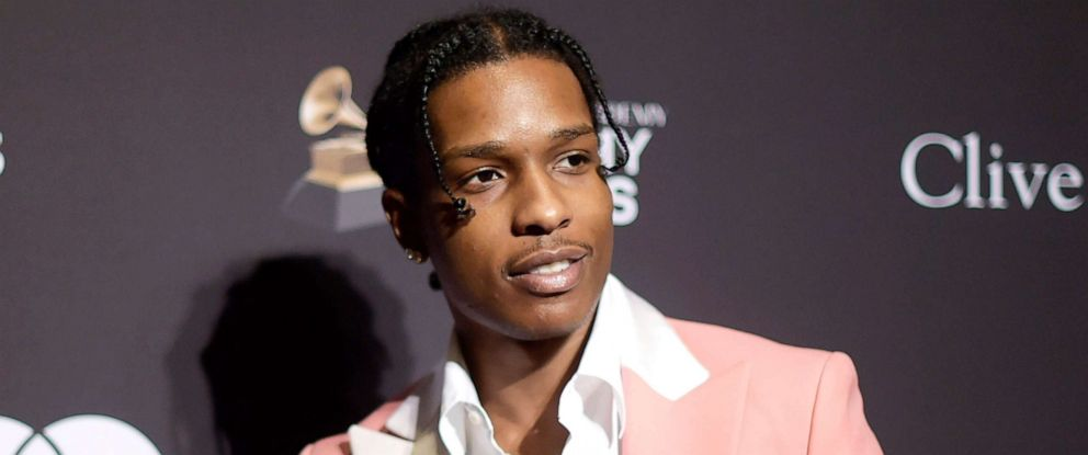 PHOTO:A$AP Rocky attends an event in Beverly Hills, Calif., Feb. 9, 2019.