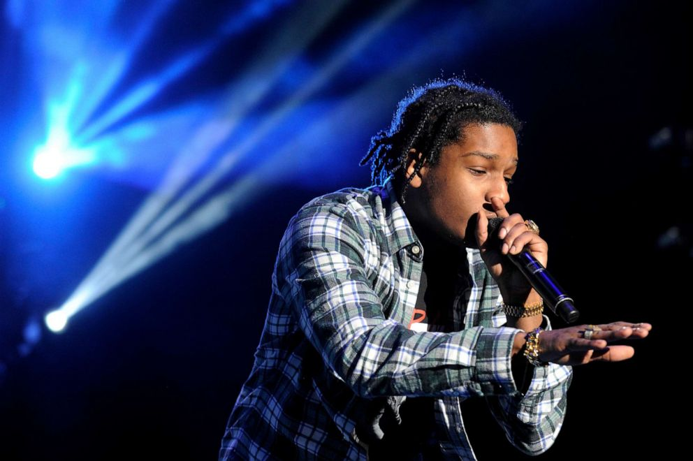Swedish Prosecutors Want To Keep A$AP Rocky In Jail Another Week