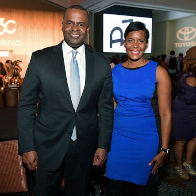 Before Vp Whispers Atlanta Mayor Keisha Lance Bottoms Rise Propelled By Controversial Figure Abc News