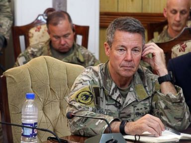 Top US general's close call in Afghanistan insider attack | ABC News