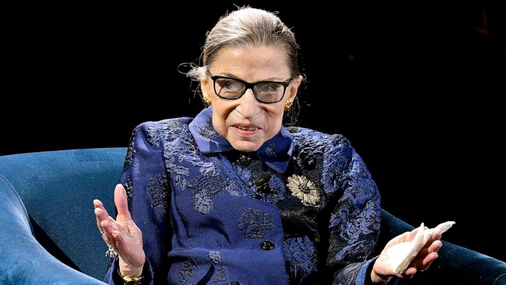 Supreme Court Justice Ruth Bader Ginsburg Released From Hospital After Bile Duct Procedure Abc News