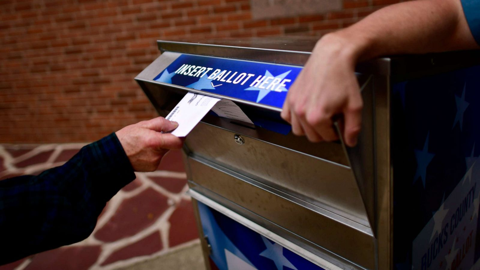 Democrats Land Legal Wins On Mail Ballot Deadline Drop Box Use In Pennsylvania Abc News