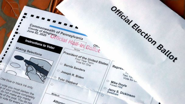 Pa.s rule on mail-in ballots is an outlier - WHYY
