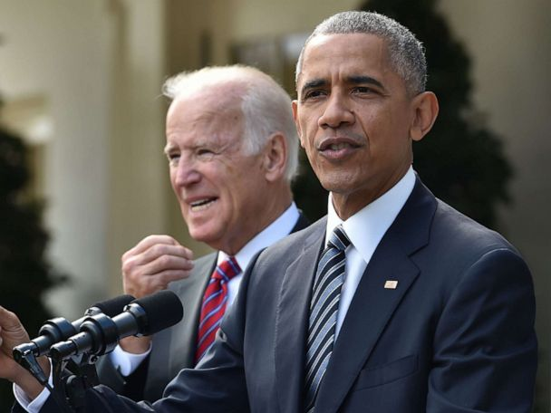Obama urges anxious Democrats to 'chill out' over 2020 candidates at fundraiser