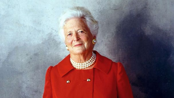 Barbara Bush on Trump: 'I don't understand why people are for him'