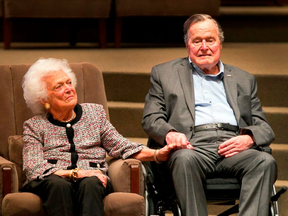 George HW Bush dies at 94