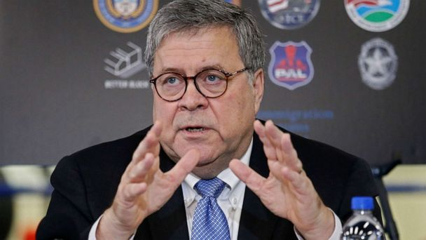 'Nothing' to indicate Epstein death was not a suicide: Attorney General William Barr