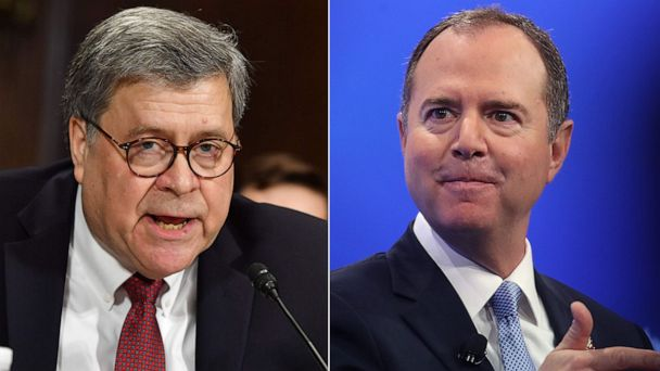 'Enforcement action' meeting postponed after DOJ agrees to turn over some subpoenaed Mueller documents: Schiff