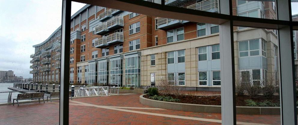 PHOTO: The Fairmont Battery Wharf in the North End neighborhood of Boston.