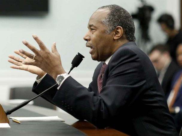 LGBTQ groups criticize Ben Carson for comment about transgender people
