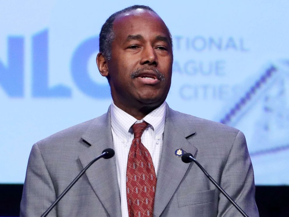 Carson defends delay in LGBT homeless protections