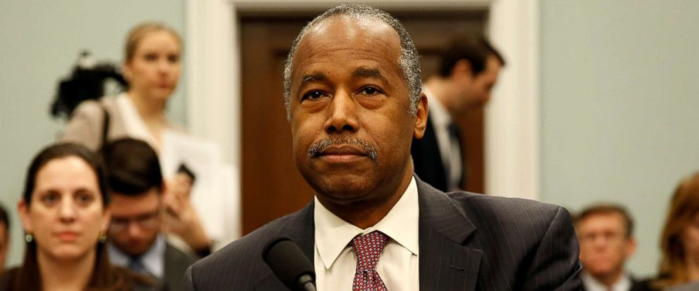 Carson Contends He And His Wife Complained About 31 000 Furniture