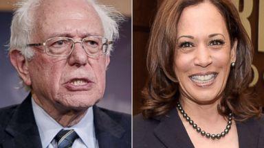 For Democratic Senators Eyeing 2020 Bids Confirmation Hearings Serve As Early Campaign Platform Abc News