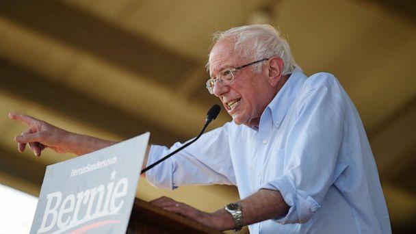 Sen. Bernie Sanders on 'The View' doubles down on Trump criticism