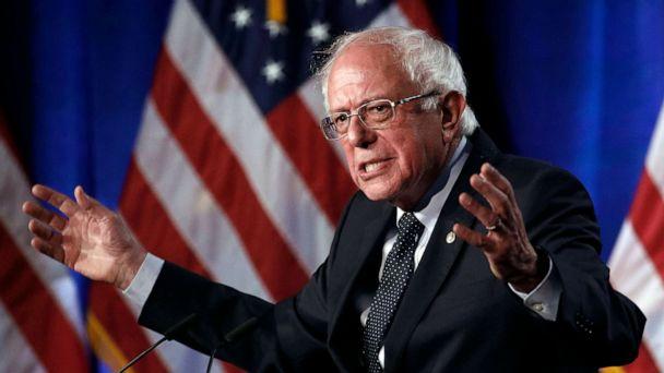 Bernie Sanders draws contrast with Elizabeth Warren: She says 'she is a capitalist through her bones. I'm not.'