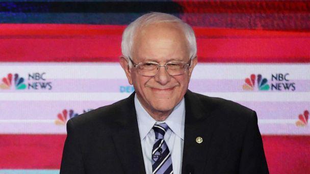 'Every American is entitled to health care': Sen. Bernie Sanders