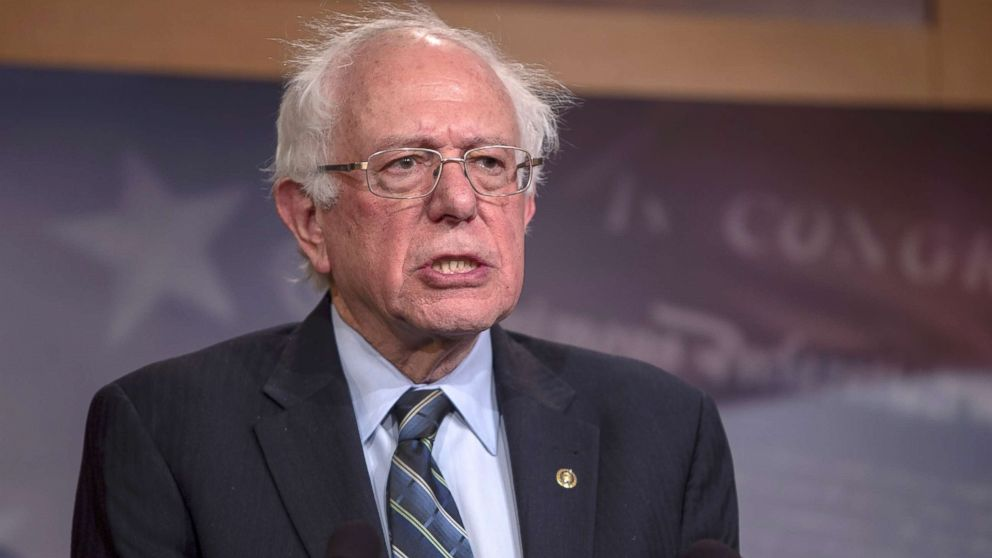 Sen. Bernie Sanders launches 2020 presidential bid