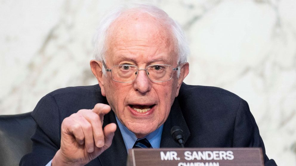 Sanders moves to block sale of US bombs to Israel he says 'devastating  Gaza' - ABC News