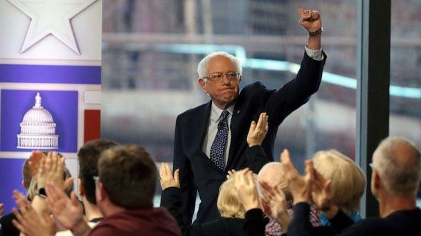 Trump goes after Sanders' taxes, Fox News appearance